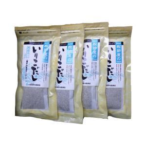 山吉國澤百馬商店 鰹節屋のいりこだし(8g×10包入)×4袋 化粧箱入り b03 pandafamily