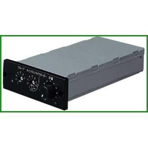 UNI-PEX ユニペックス 800Mhz帯ワイヤレスチューナーユニット(ダイバシティ) DU-8200|b03|pandafamily