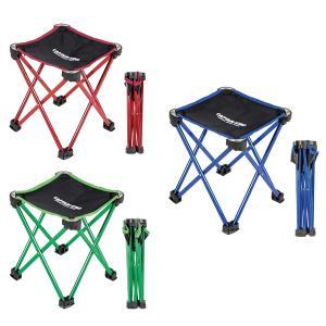 CAPTAIN STAG トレッカー マイクロイージーチェア レッド・UC-1560|b03|pandafamily