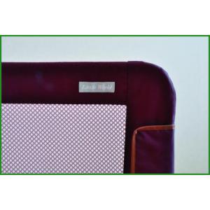 LittleWorld 伸縮式ベッドレール 幼児用ベッド柵 ブラウン|b03|pandafamily