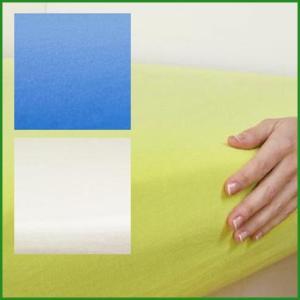 エアスルー 防水フィットシーツ シングルベッドサイズ(200×100cm) グラスグリーン|b03|pandafamily