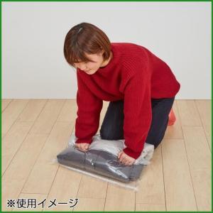 大きめ衣類の圧縮袋 1枚入|b03|pandafamily