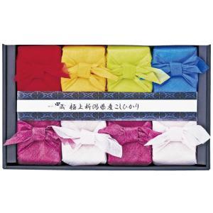 特選新潟県産こしひかりギフトセット KOKO-50 7014-037|b03|pandafamily