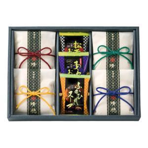 晴穂 新潟県産こしひかり・至福の一杯贅沢お吸物ギフトセット NGT-25 6040-010|b03|pandafamily