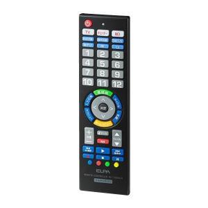 ELPA(エルパ) マルチリモコン RC-TV006UD 1746800 b03 pandafamily