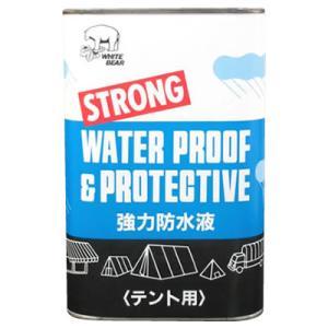WHITE BEAR(ホワイトベアー) NO.32-B テント用防水液 1000ml|b03|pandafamily