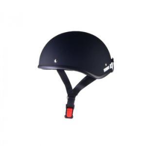 リード工業 D'LOOSE ハーフヘルメット マットブラック D-355|b03