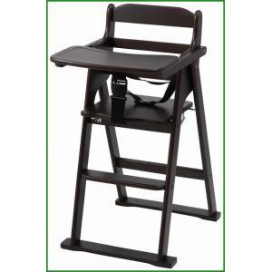 送料無料 木製折り畳みベビーチェアー BR 17333|b03|pandafamily