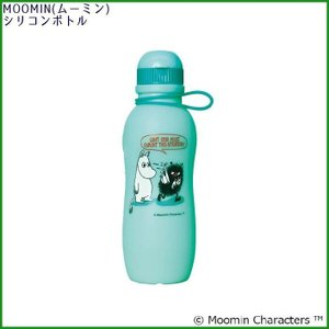 MOOMIN(ムーミン) シリコンボトル 500ml スティンキー&ムーミン・60023|b03|pandafamily