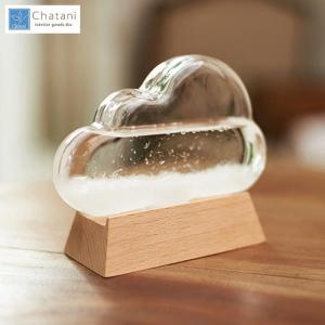 茶谷産業 Fun Science ファンサイエンス ストームグラス クラウド 333-274|b03