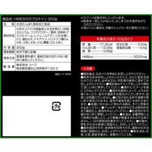 ユーワ HMB3000プロテイン300g b03 pandafamily