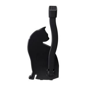 商品概要:猫のデザインのマグネット式ドアストッパーです。 商品詳細:買い物などで手が塞がっていても、...