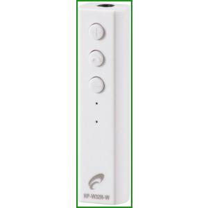 OHM AudioComm簡単ワイヤレスレシーバー ホワイト HP-W32N-W b03 pandafamily