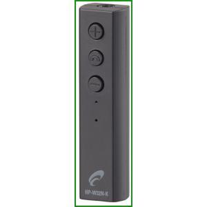 OHM AudioComm簡単ワイヤレスレシーバー ブラック HP-W32N-K b03 pandafamily