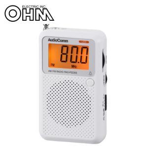 OHM AudioComm AM/FM 液晶表...の関連商品1