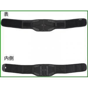 中山式 ボディフレーム 腰用ハード ブラック LL・021473 b03の商品画像 ナビ
