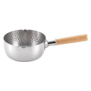 商品概要:IH対応の雪平鍋! 商品詳細:ちょっとした料理に使いやすいサイズです。 生産国:日本 素材...