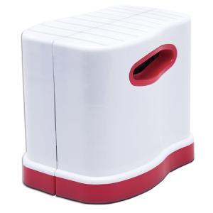商品概要:和式トイレのような姿勢をサポート! 商品詳細:足を台に置くことでひざが上がり、和式トイレで...