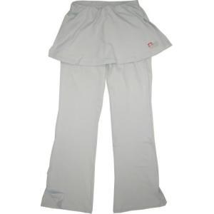 レディスストレッチスカートパンツ01-232|pandahouse