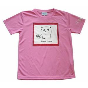レディス半袖Tシャツ03-211  pandahouse