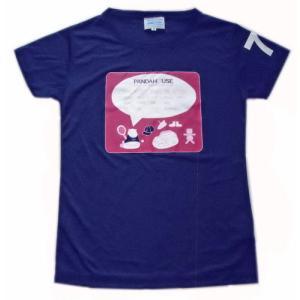 レディス半袖Tシャツ03-212 |pandahouse