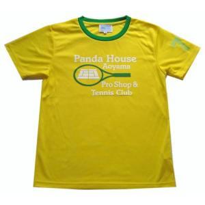 レディス半袖Tシャツ 11-201  pandahouse