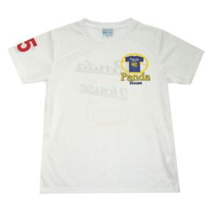 レディス半袖Tシャツ 11-205   pandahouse