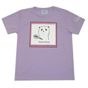 レディス半袖Tシャツ 11-211  pandahouse