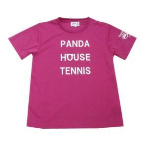 レディス半袖Tシャツ 11-711  pandahouse