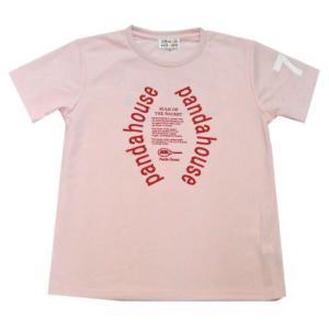 レディス半袖Tシャツ 11-712  pandahouse