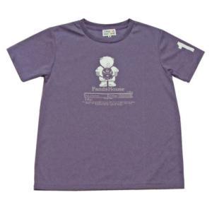 レディス半袖Tシャツ 11-738  pandahouse