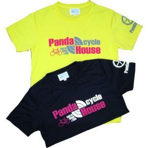レディス半袖自転車柄Tシャツ22-701 40%0FF|pandahouse