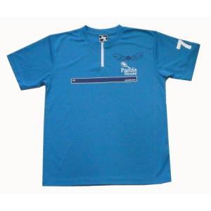 半袖ジップシャツ 63-008 |pandahouse