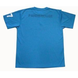 半袖ジップシャツ 63-008 |pandahouse|02