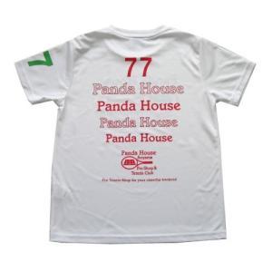 レディス半袖Tシャツ71-201 |pandahouse|02
