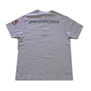 73-106 半袖ヘンリーTシャツ(綿) |pandahouse|02