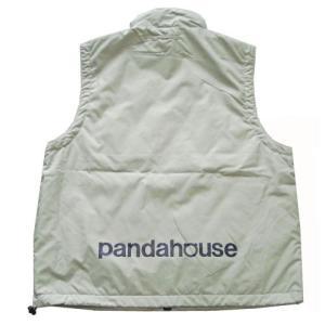 3WAYウオームアップジャケット73-134 |pandahouse|04