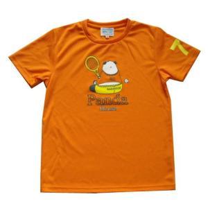 73-208 レディス半袖Tシャツ|pandahouse