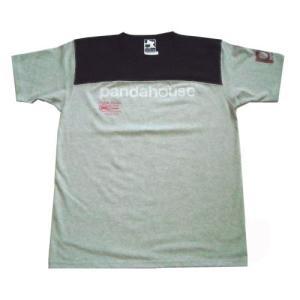 81-120 半袖Tシャツ(綿) |pandahouse