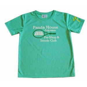 81-201 レディス半袖Tシャツ |pandahouse