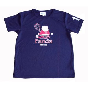 81-218 レディス半袖Tシャツ |pandahouse
