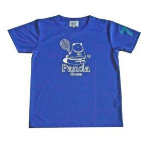 81-708 レディス半袖Tシャツ |pandahouse