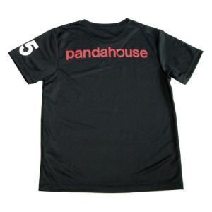83-110 半袖Tシャツ  |pandahouse|02