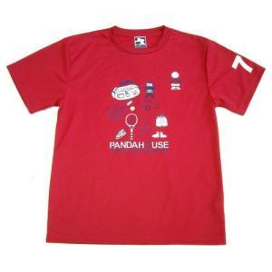 83-138半袖Tシャツ |pandahouse