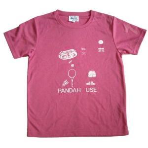 83-238 レディス半袖Tシャツ 30%OFF|pandahouse