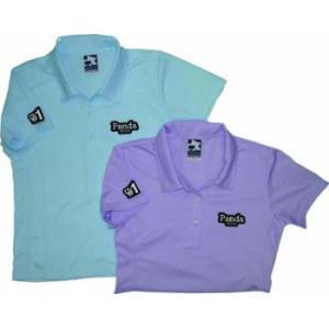 レディスポロシャツ83-271|pandahouse