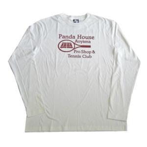 83-622 長袖Tシャツ(綿) |pandahouse