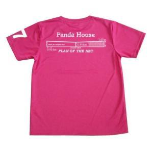83-741 レディス半袖Tシャツ |pandahouse|02