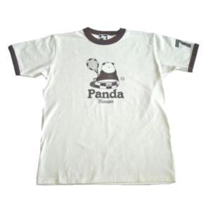 半袖リンガーTシャツ 91-145 30%OFF|pandahouse