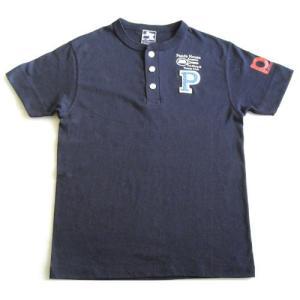 半袖ヘンリーTシャツ(綿)93-181 30%OFF|pandahouse